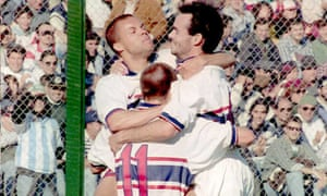 The US shocked many by finishing fourth in the 1995 Copa América