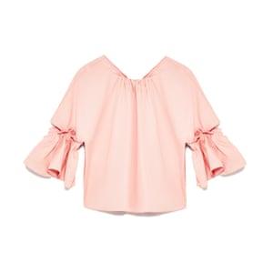 Pink, £25.99, zara.com