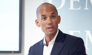 Chuka Umunna said 'the extraordinary has become the new normal' in the Labour party.