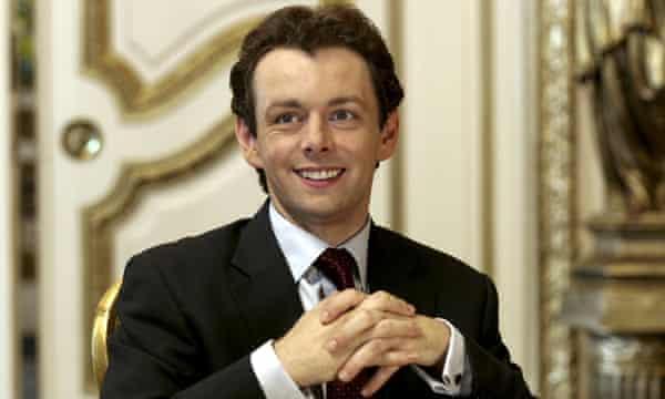 Sheen as Tony Blair in The Queen.