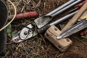 Tools for clearance operation