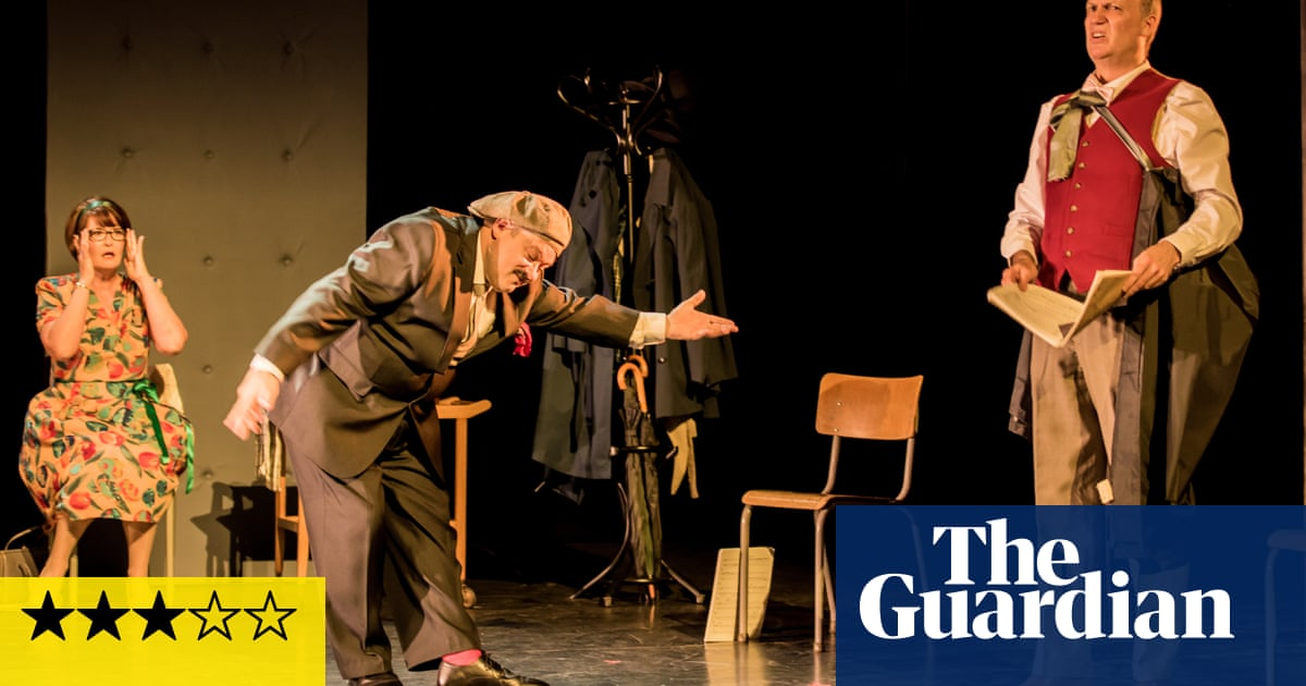 The Dancing Master review – Arnold's 'bawdy' period piece no longer shocks or awes