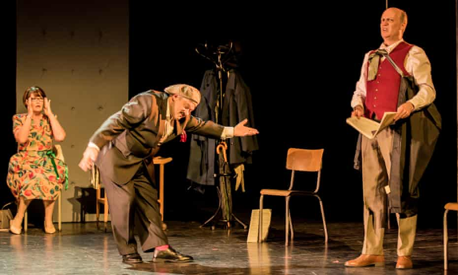 The Dancing Master, at Buxton international festival