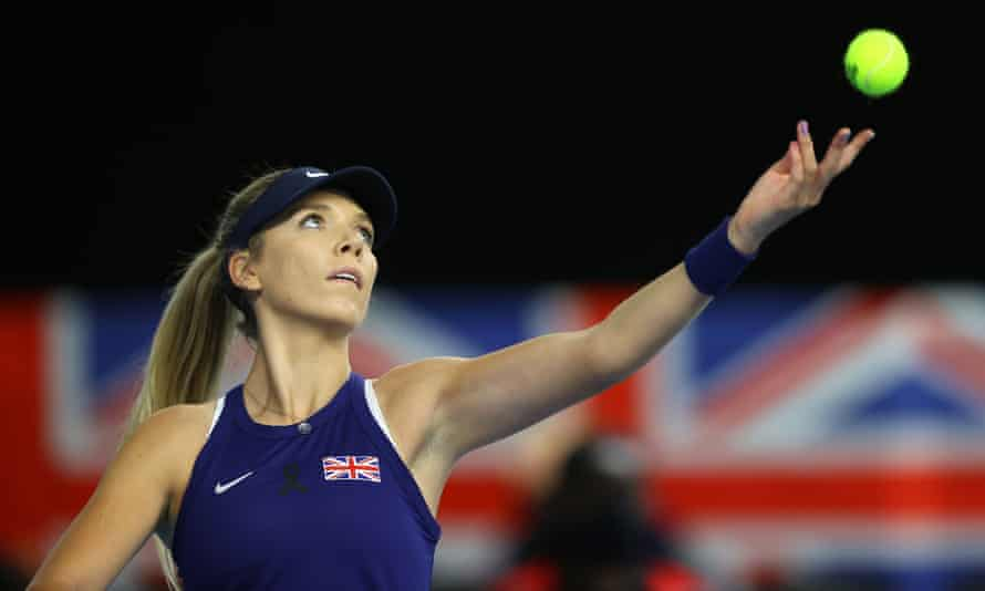 Katie Boulter said she played some of her 'best tennis' in her victory over Mexico's Giuliana Olmos.