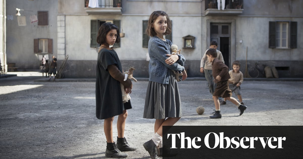 I fell in love with Lila': on the set of Elena Ferrante's My