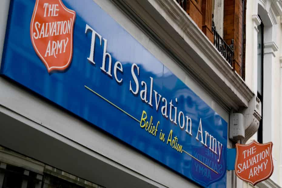 The Salvation Army, Sikh gurdwaras and a Chinese community support centre are among the bodies allowing Home Office teams to run sessions with homeless people.