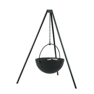 Hanging fire pit, £289.99, studio.co.uk