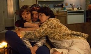 Lean In: Lena Dunham, Jon Glaser and Gaby Hoffmann in Girls
