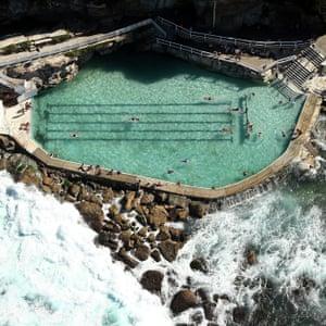 Bronte Ocean Pool.