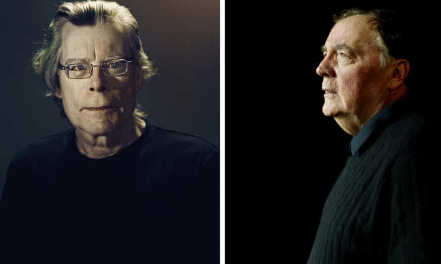 Stephen King and James Patterson