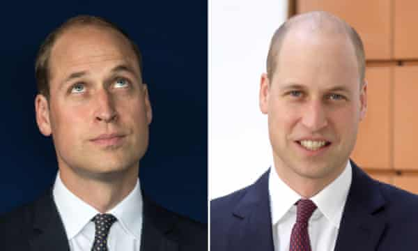Well Done On The Buzz Cut William Now Here S Some Advice From A Fellow Baldy Men S Hair The Guardian