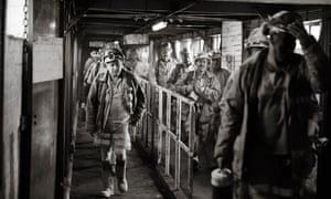 Kellingley colliery in Yorkshire