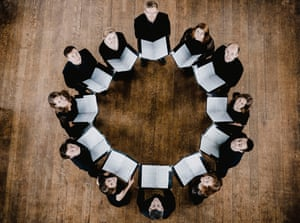 Stile Antico: 'richly talented'