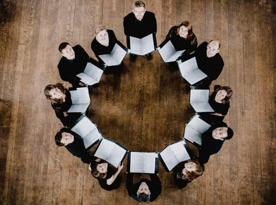 Stile Antico, who perform as part of Peter Phillip's Choral at Cadogan series.