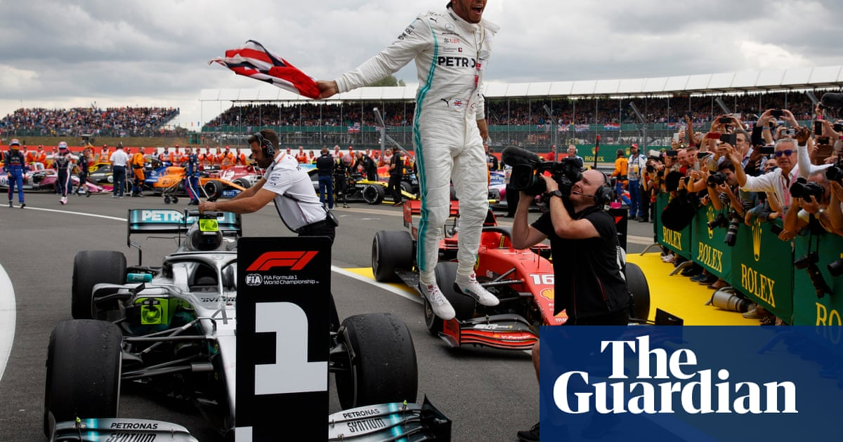 F1 announces longest calendar in sport's history with 22 races set for 2020