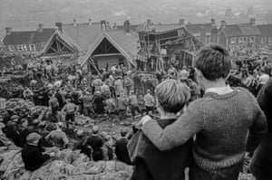 Aberfan, Glamorgan, Wales, GB. 1966
