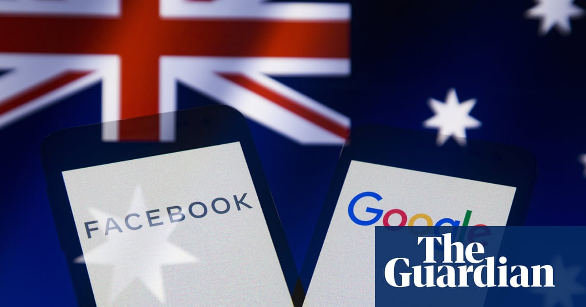 Google rejects calls for it and Facebook to pay $600m a year for Australian news