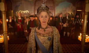 Helen Miren as Catherine the Great