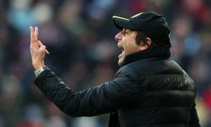 Antonio Conte has become successful by standing on the shoulders of giants.