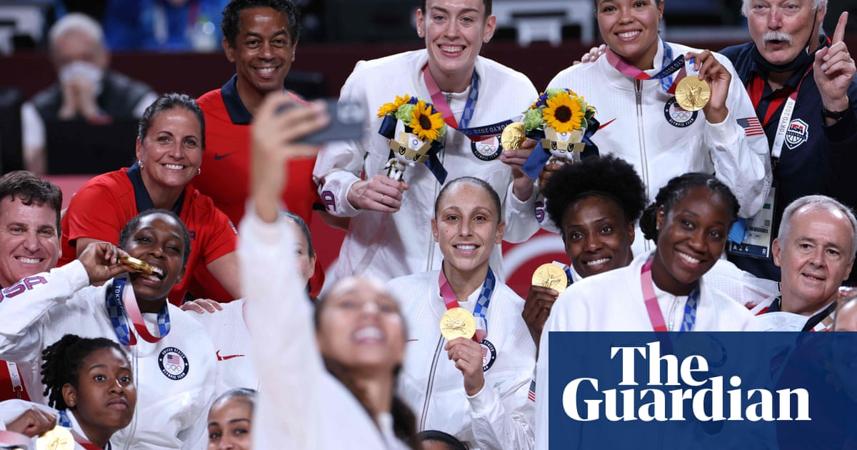 Olympic dynasty rolls on as USA women win seventh successive basketball gold