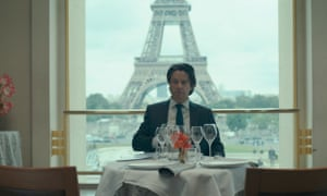 Mathias (Thibault de Montalembert) in Call My Agent.