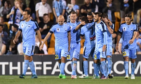 FFA Cup final 2017: Sydney FC v Adelaide United – live!