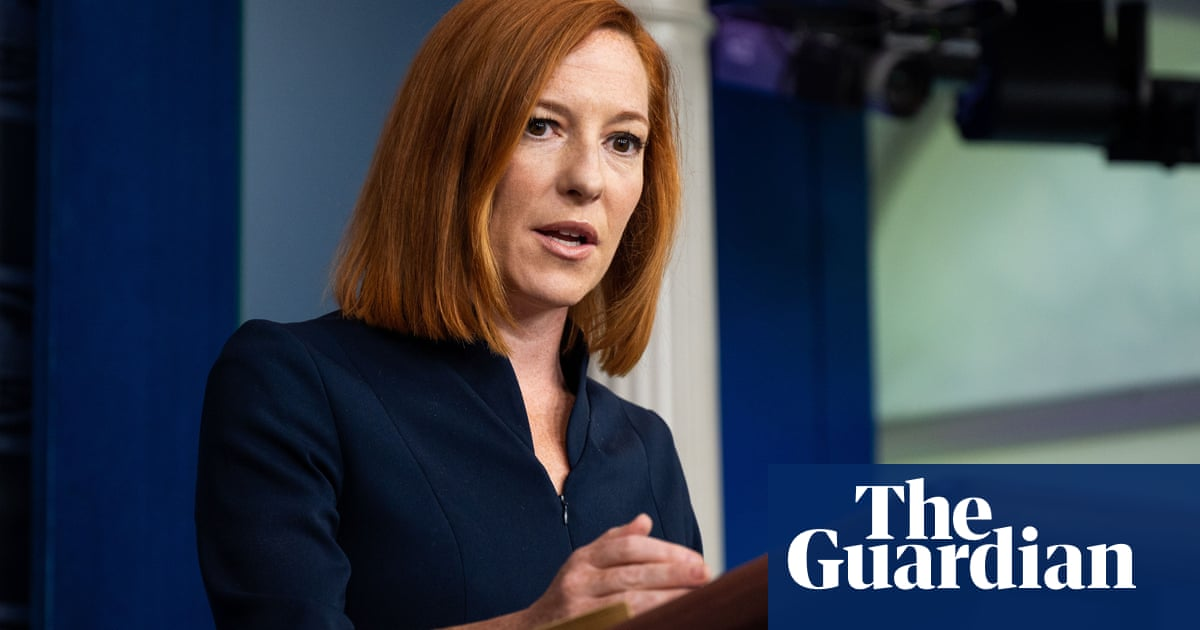 Psaki: we engage with Fox News in hope viewers might listen to medical experts