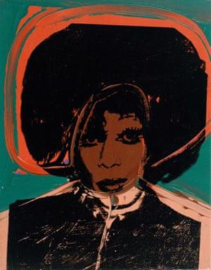 Ladies and Gentlemen by Andy Warhol
