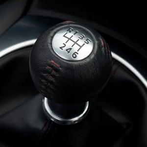 Mazda MX-5 gear stick