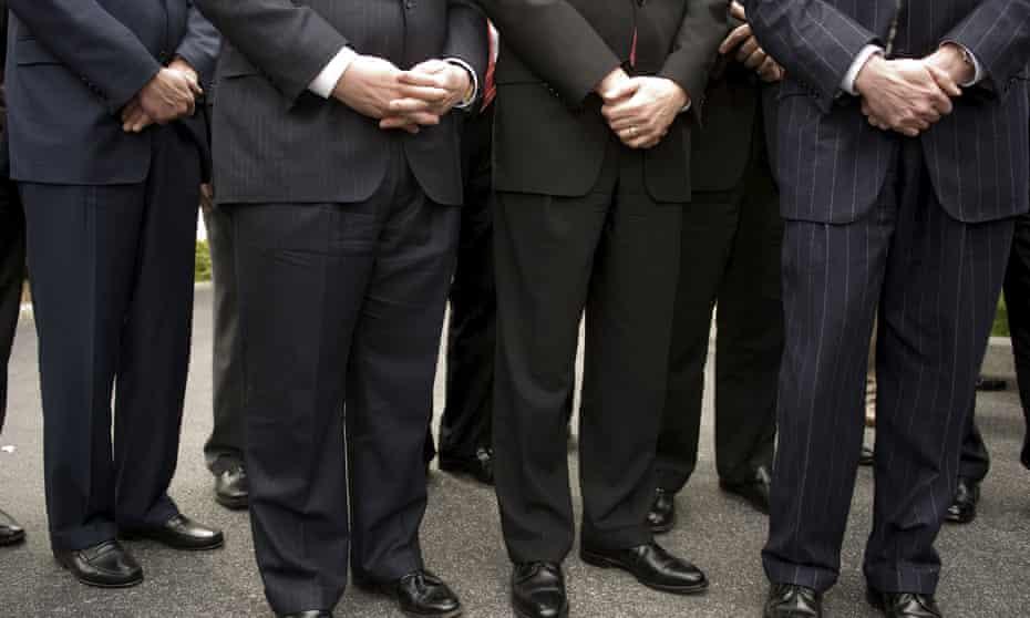 Financial CEOs
