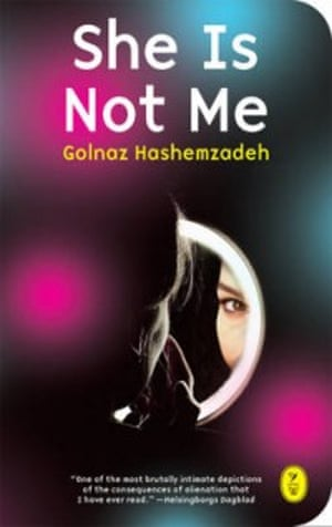 She is Not Me by Golnaz Hashemzadeh – review   Children's