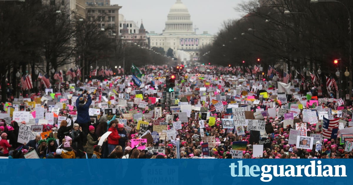 US politician who mocked Women's March defeated by woman he inspired to run