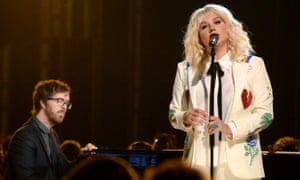 Ben Folds and Kesha perform