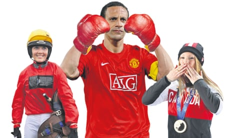 Rio ferdinand comes out fighting after move into boxing raises game changers rio ferdinand and the stars who swapped sports malvernweather Gallery