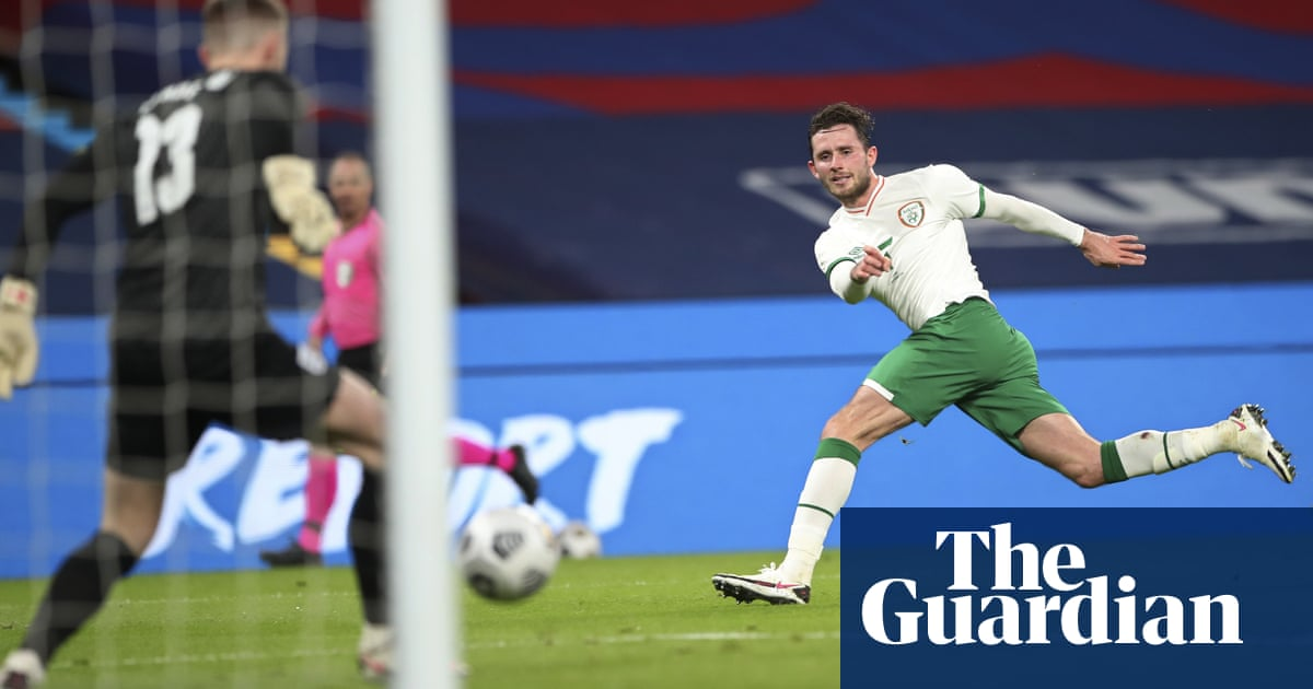 Irelands Alan Browne tests positive for Covid-19 after playing against England