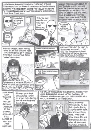 David Squires on Shane Warne