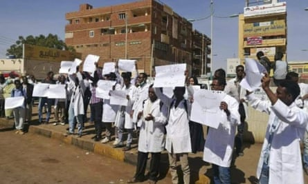Anti-government protests in Khartoum on Saturday, initially sparked by rising prices and shortages and later escalating into calls for Omar al-Bashir to go.