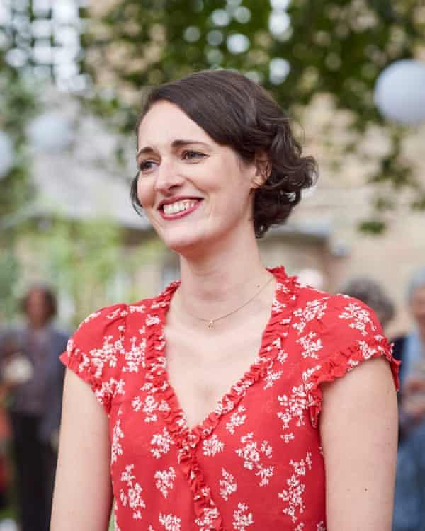 Phoebe Waller-Bridge in the last episode of Fleabag