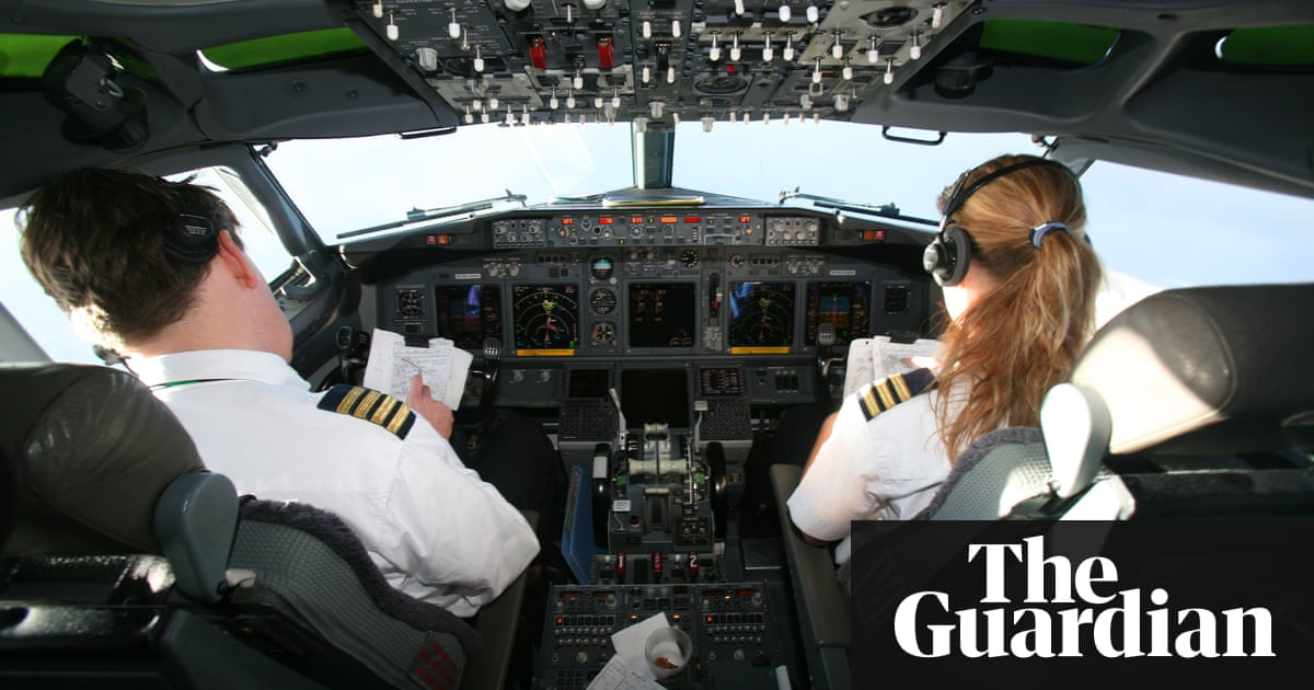 how to train to be a pilot