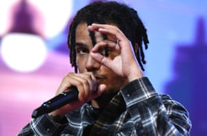 Claiming the lion's share … AJ Tracey at the AIM Independent music awards in August.