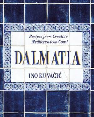 Dalmatia cookbook cover