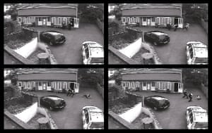 CCTV footage of a home near Bristol for adults with learning difficulties