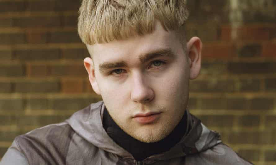Mura Masa: born in Guernsey, now sporting the name of a 16th-century Japanese sword maker.