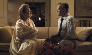 Meryl Streep and Tom Hanks in The Post.