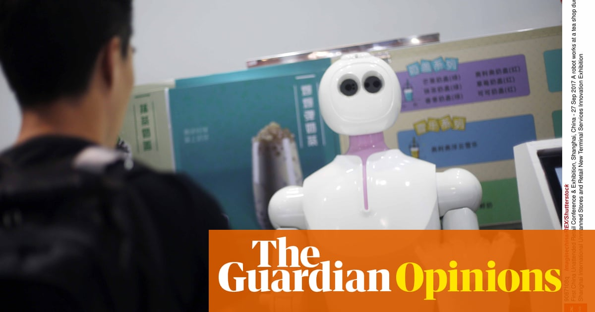 Will robots bring about the end of work? | Science | The Guardian