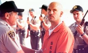 It's criminal: John Malkovich in Con Air.