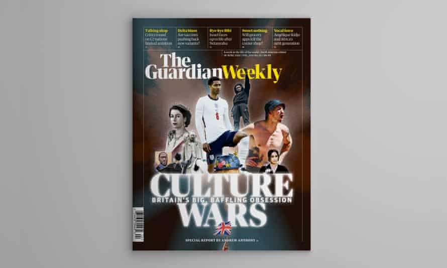 The 18 June 2021 edition of Guardian Weekly.