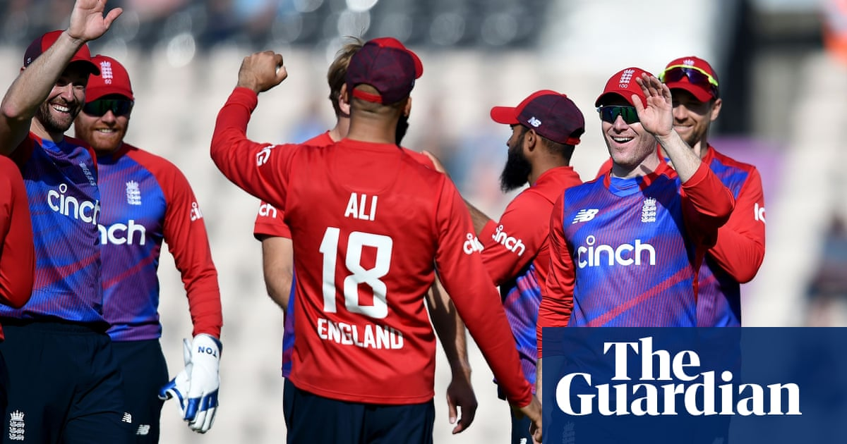 England to begin men's T20 World Cup campaign against West Indies