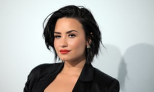 Lovato has received accolades for her role as a mentor for young people with mental health challenges.