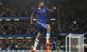 Diego Costa strike gives Antonio Conte a Chelsea debut win over West Ham